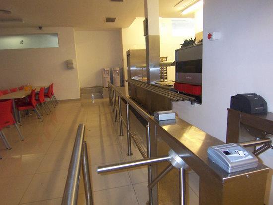 Autoservicio hiperinox equipamiento e instalaciones gastronomicas - Servicios de comedor para empresas ...